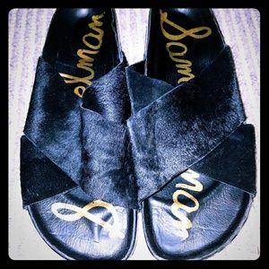 Sam Edelman Cowhide Sandals
